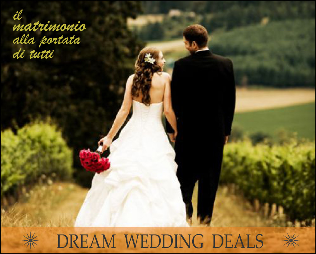 dream wedding deal